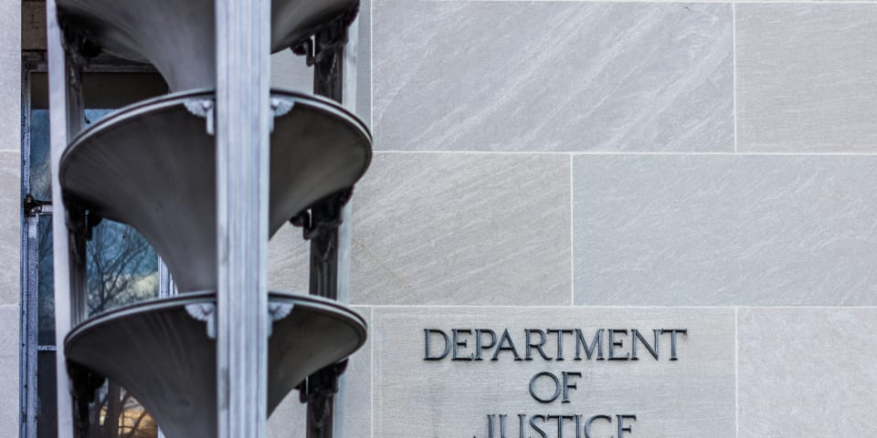DOJ looking for compliance counsel to replace Hui Chen