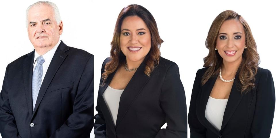 Morgan & Morgan hires three labour partners
