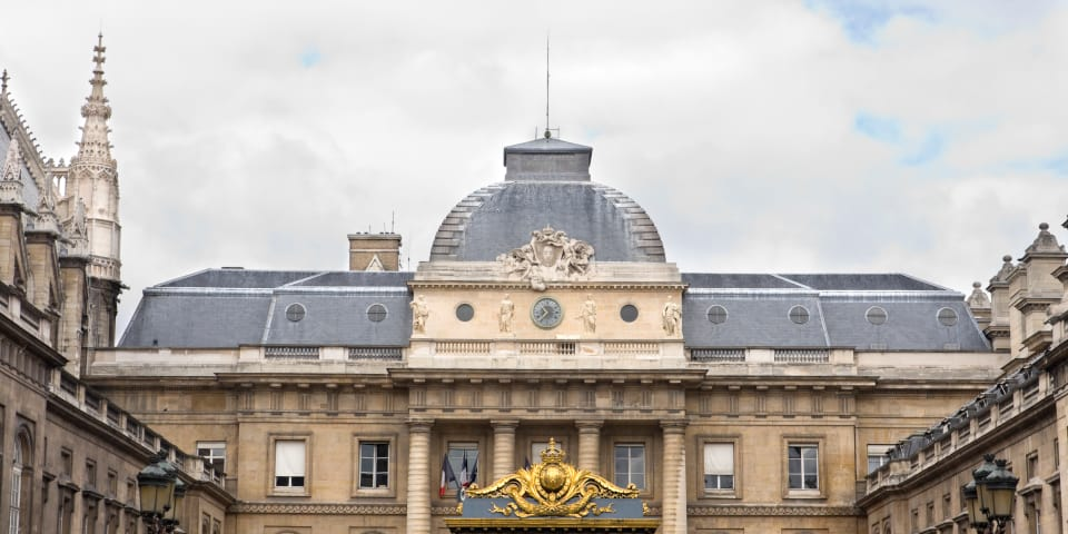 Top French court upholds fine for disparagement