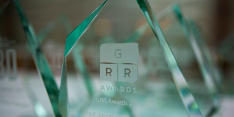 GRR Charity Awards 2017 – the winners