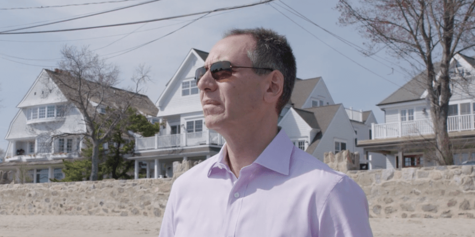 Richard Bistrong: I don't want to scare people