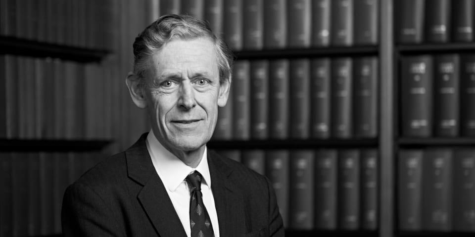 Lord Toulson 1946-2017