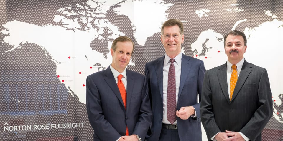 Norton Rose Fulbright and Chadbourne confirm merger
