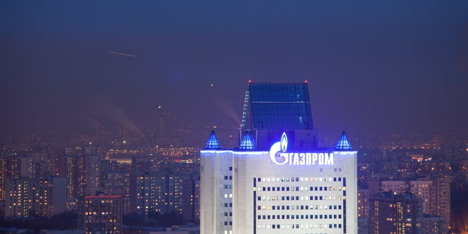 Gazprom threatens treaty claim against Ukraine