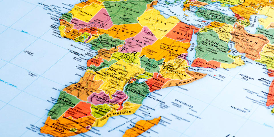 ICSID releases latest Africa stats