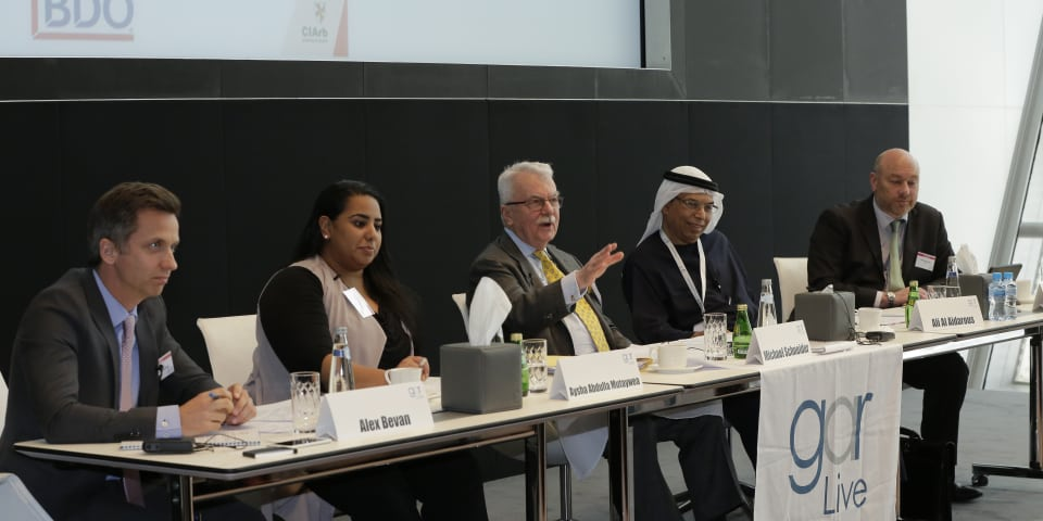 GAR Live Abu Dhabi lookback: the Gulf region - a melting pot or  clash of legal cultures?