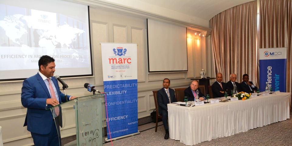 Mauritian centre unveils new court