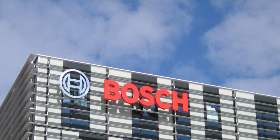 Bosch under criminal investigation in Austria