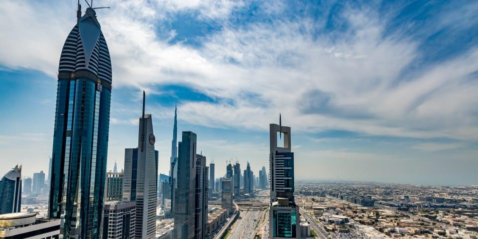 An FG Hemisphere for Dubai?