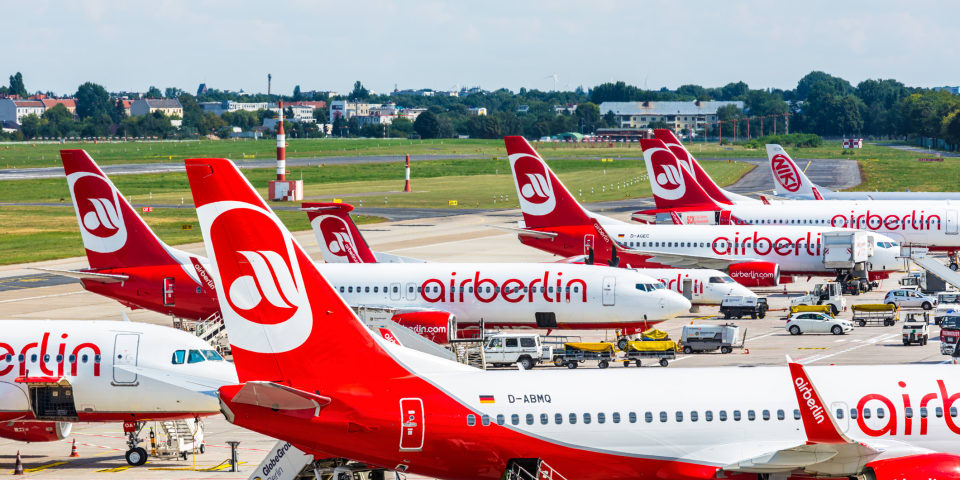 "Ryanair accuses Air Berlin of ""obvious conspiracy"""