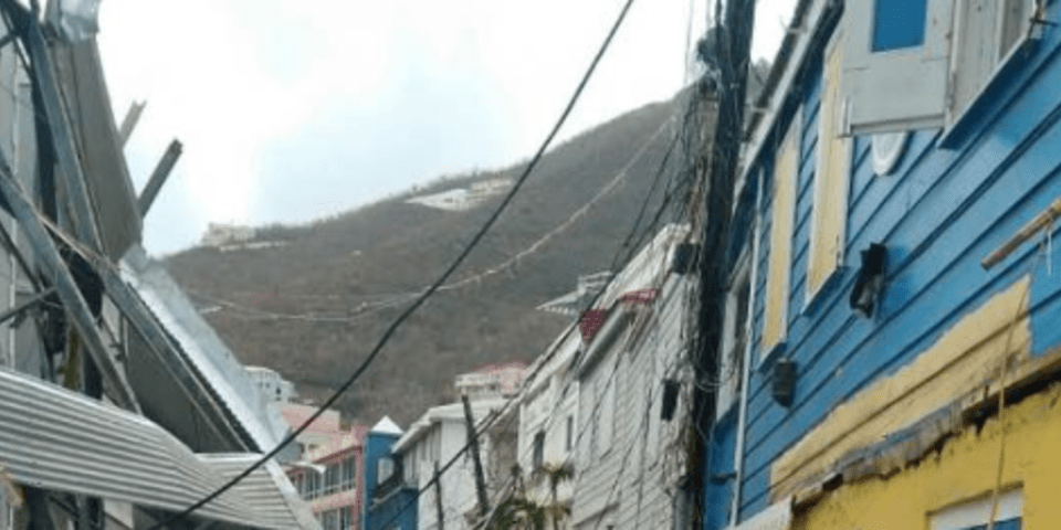 BVI centre plays key role in response to Irma