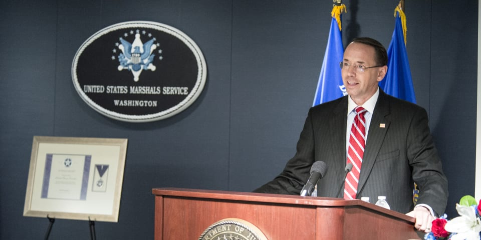 DOJ's corporate prosecution policies under review, deputy attorney general says