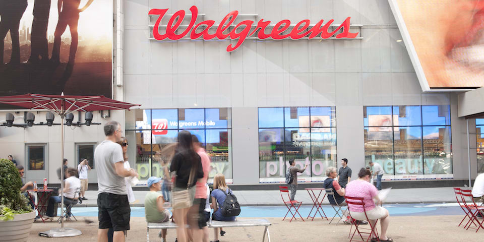 FTC commissioner dissents from Walgreens/Rite Aid clearance