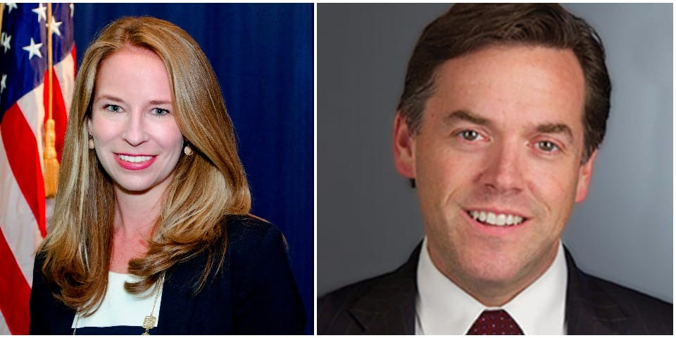 DOJ acting chief and FTC's sole Democrat headline GCR Live New York