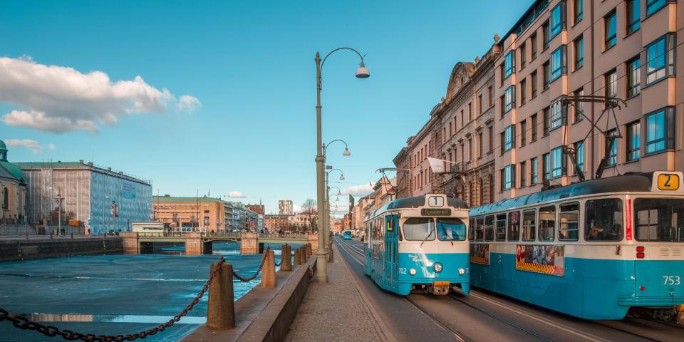 Gothenburg wins damages over defective trams