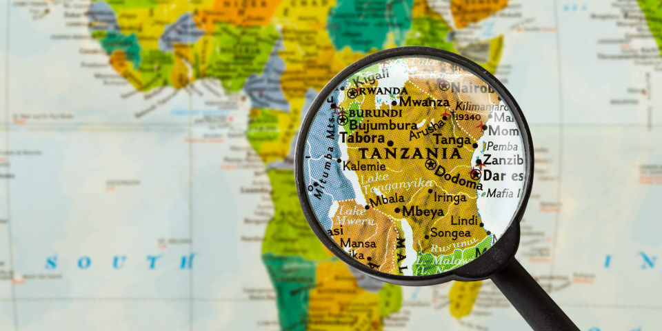 Engineering company seeks to recover from Tanzania in DC