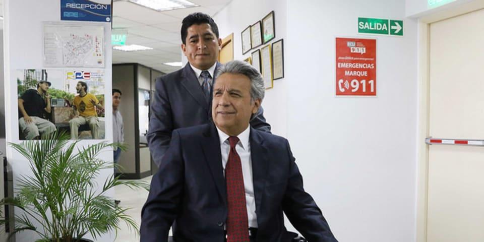 Ecuador in treaty U-turn under new leader?