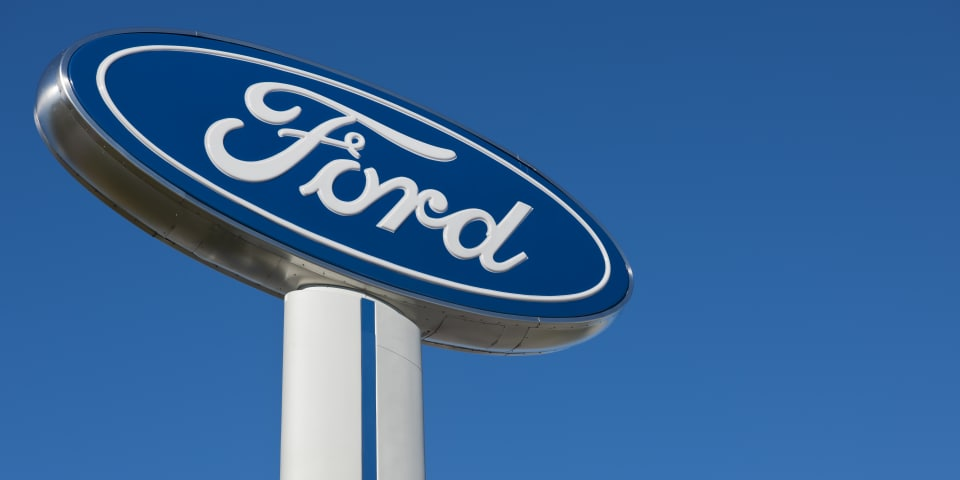 Ford loses appeal for misleading enforcer