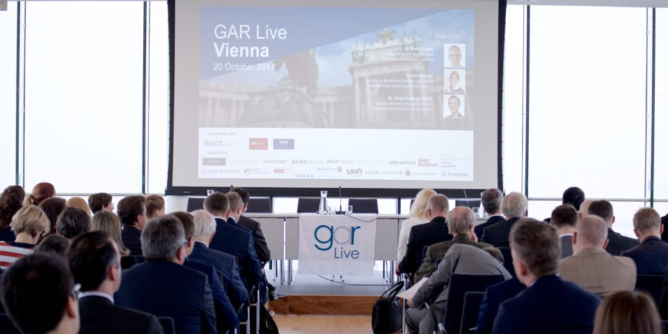GAR Live Vienna - in pictures