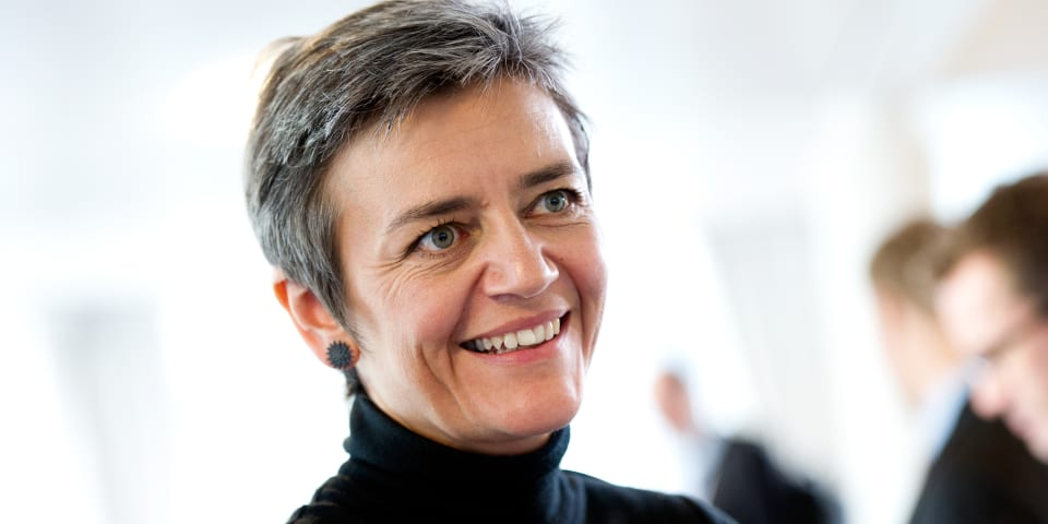 Vestager: competition cannot replace regulation