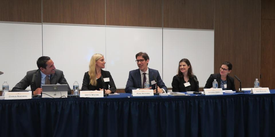 Careers in international arbitration: taking the institutional route
