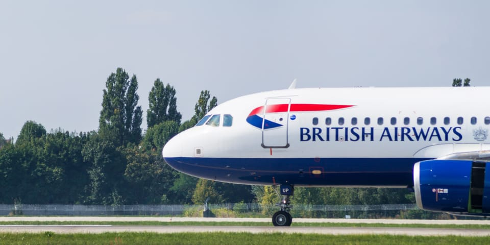 British Airways loses air cargo appeal