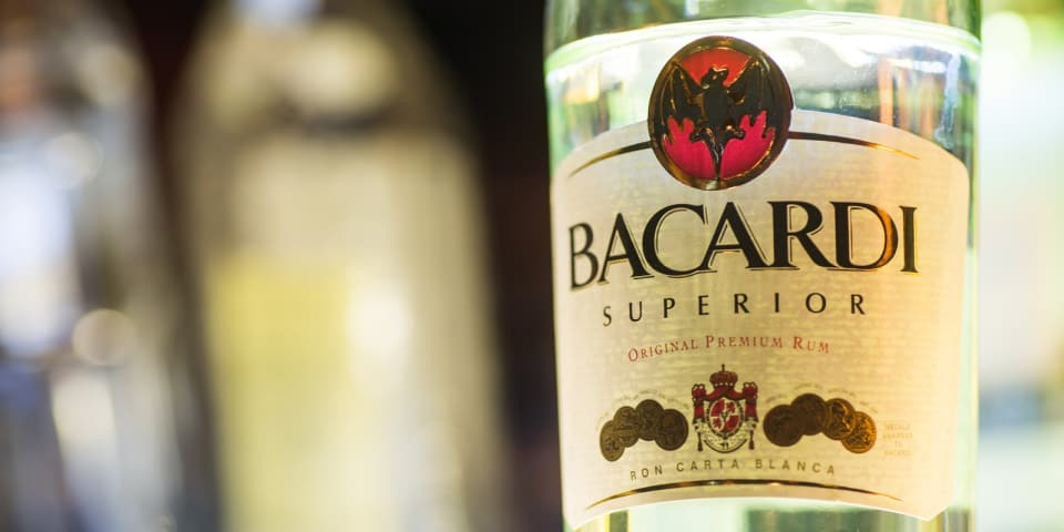 Bacardi sells Chilean and Uruguayan subsidiaries
