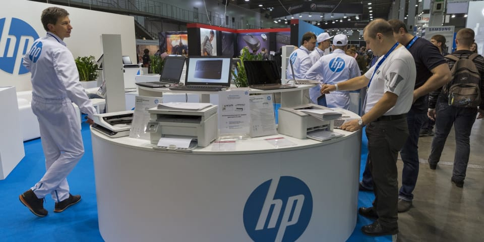HP acquires Samsung's printer business in global mega deal
