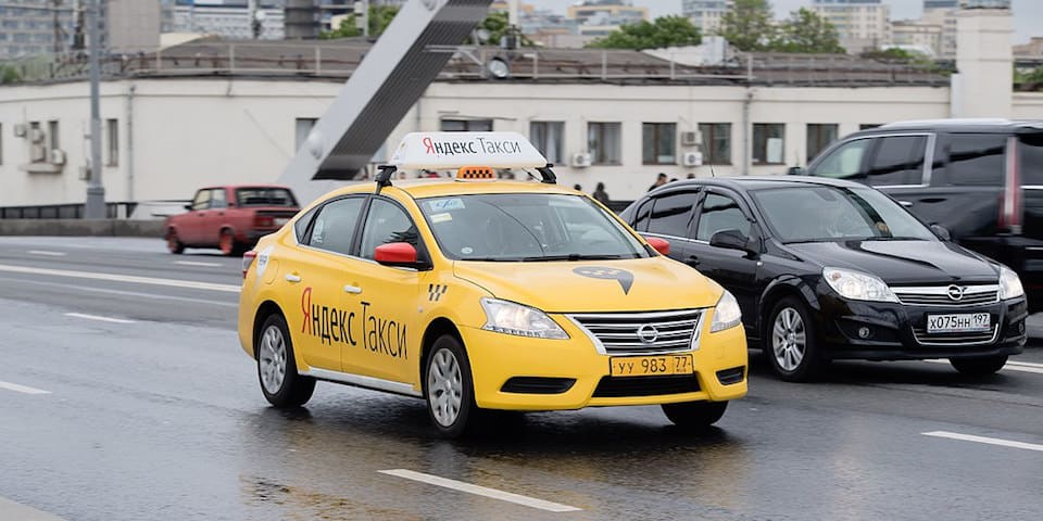 Russia approves Uber/Yandex