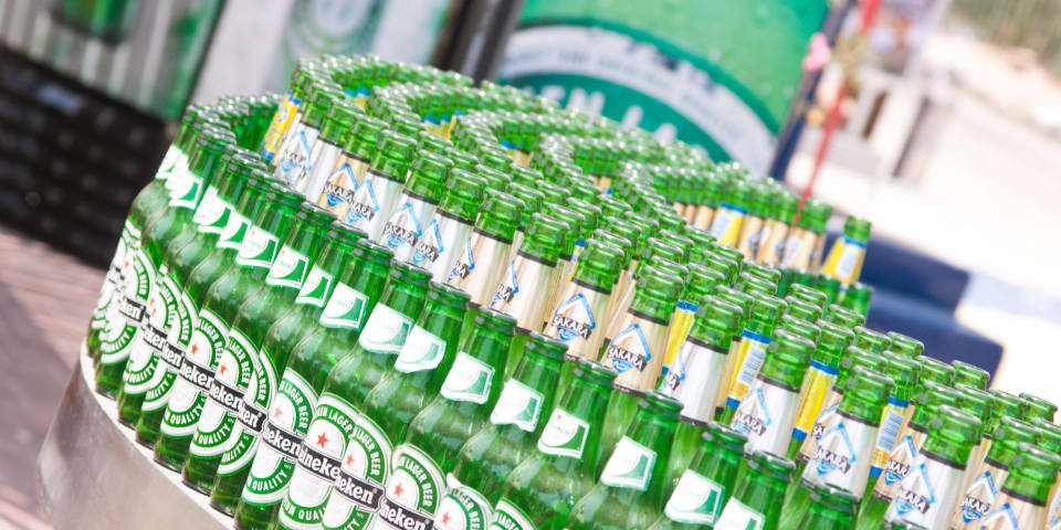 Beer distribution battle brewing in Rio