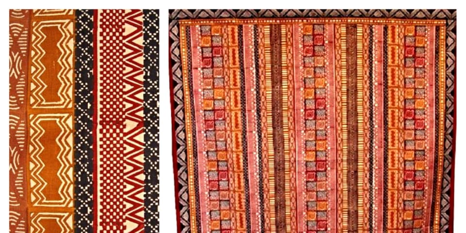An African tapestry