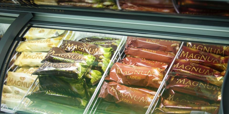 Italy fines Unilever for ice cream rebates