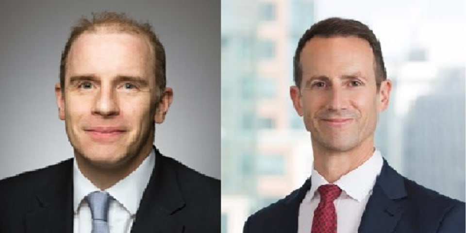 US law firm launches London practice with two hires