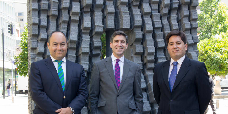Alessandri adds infrastructure practice with triple partner hire