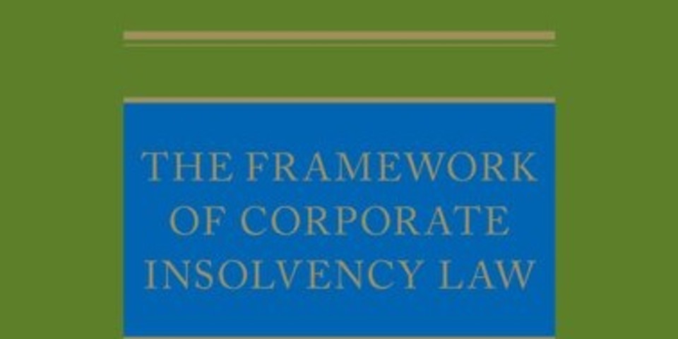 Book Review: The Framework of Corporate Insolvency Law
