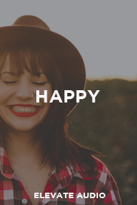 Happy Electronic YouTube Video Background - 12