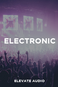 Happy Electronic YouTube Video Background - 8