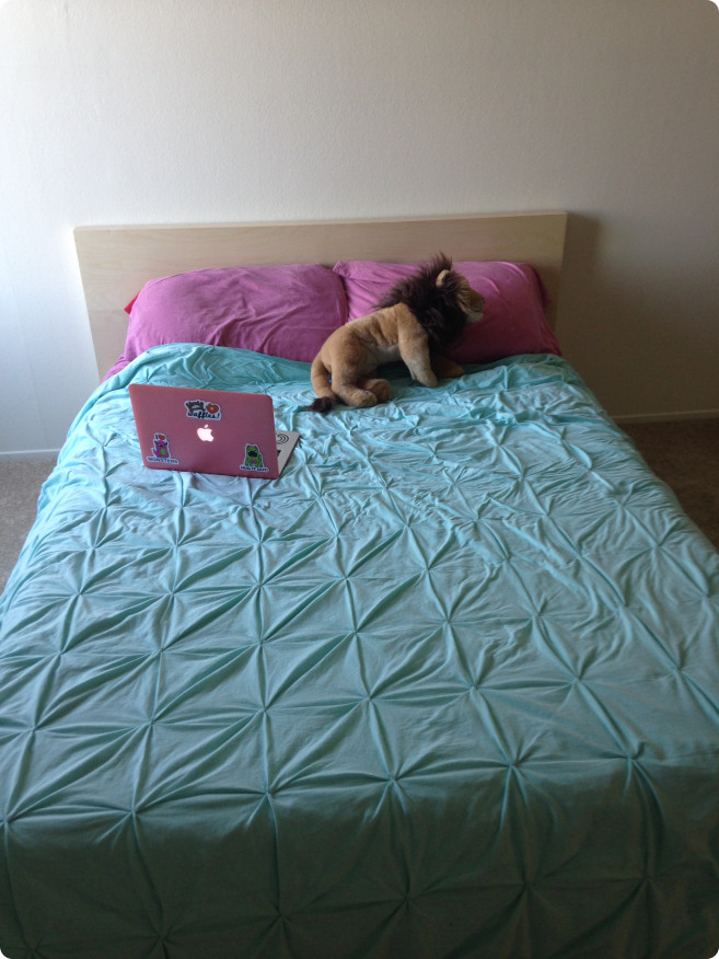 Made Bed