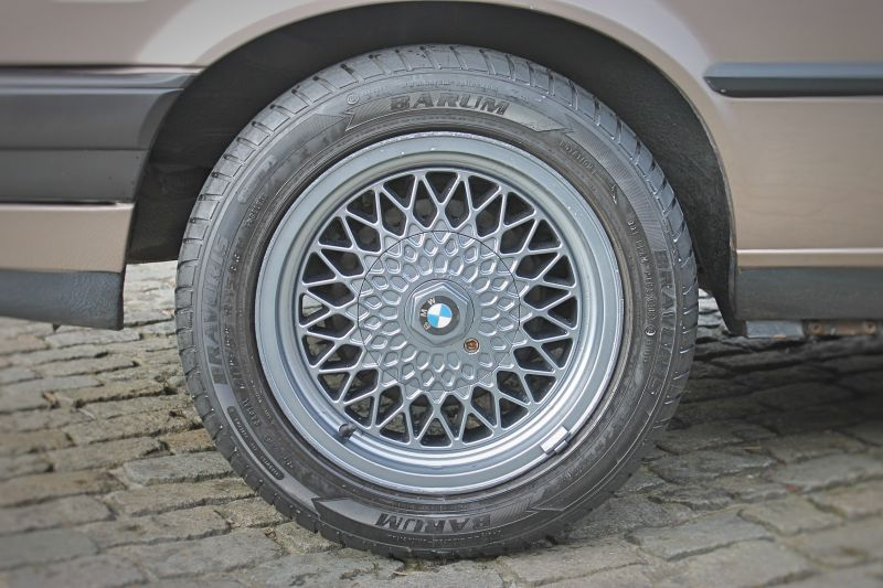 BMW E30 3-Reeks Coupé