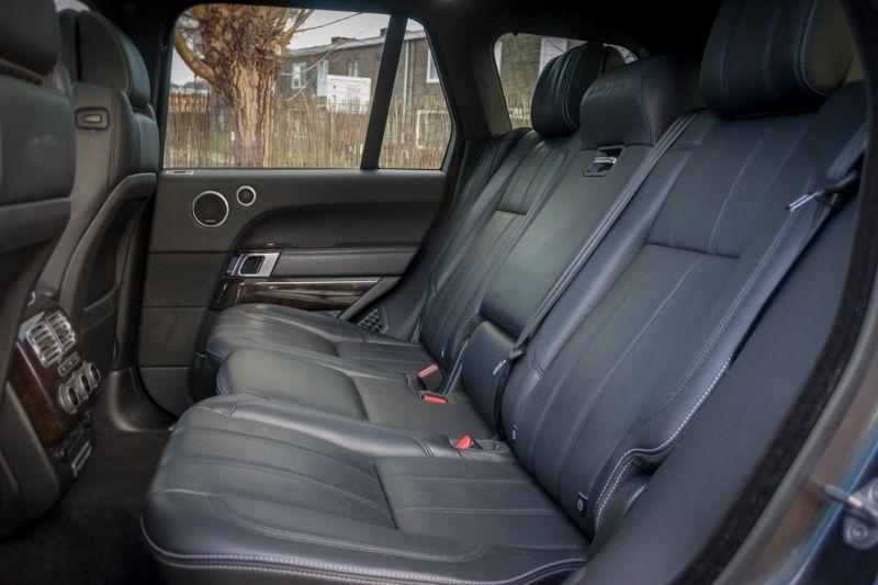 Range Rover Hybrid Autobiography