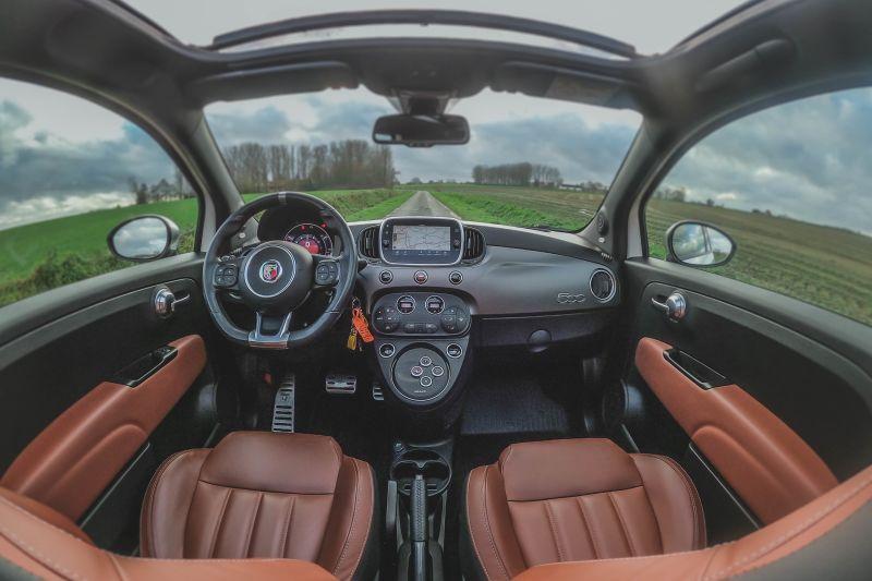 Fiat Abarth 595C Turismo