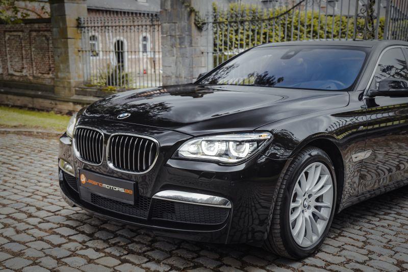 BMW ActiveHybrid 7 L