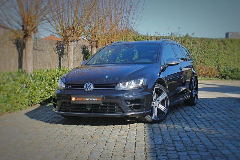 Volkswagen Golf Variant R