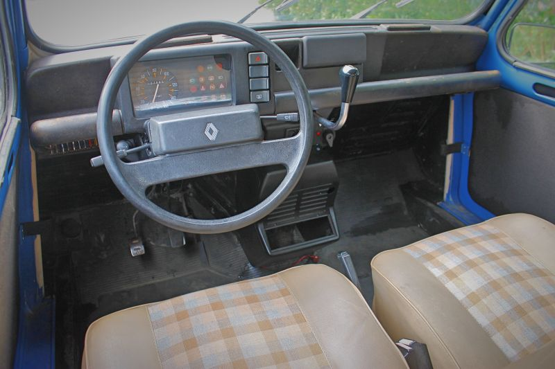 Renault 4 GTL