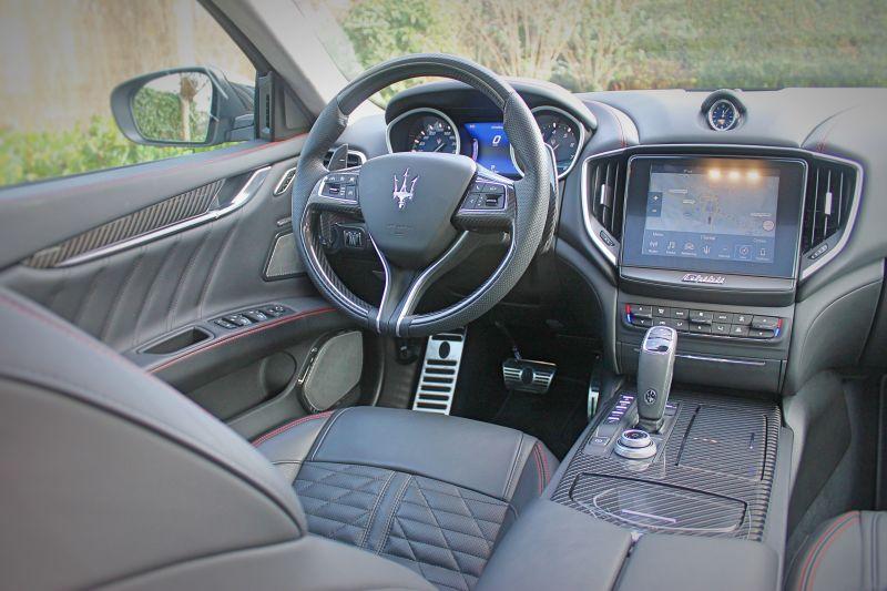 Maserati Ghibli GranSport
