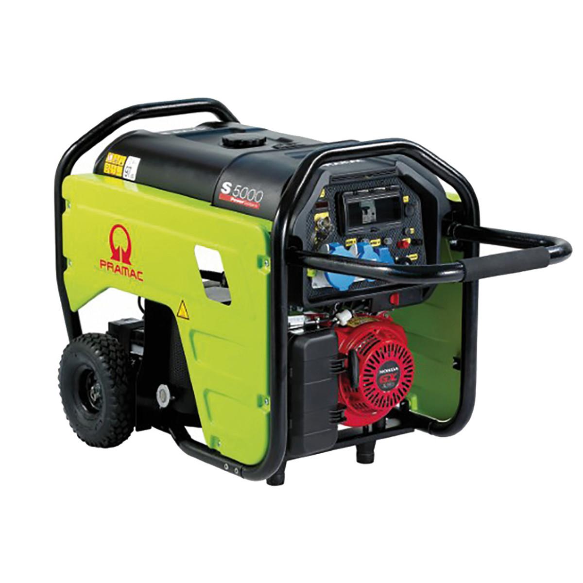 Generatore portatile wx3200 powermate by pramac prezzo e for Leroy merlin generatore