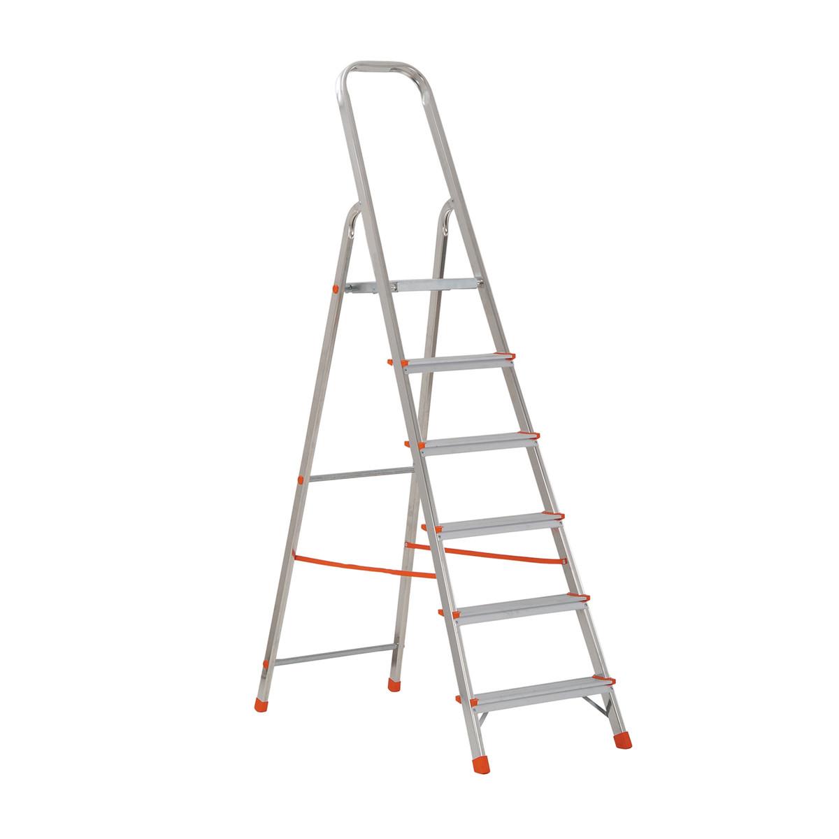 Gierre scala telescopica in alluminio 4 5 gradini prezzo for Scale alluminio leroy merlin