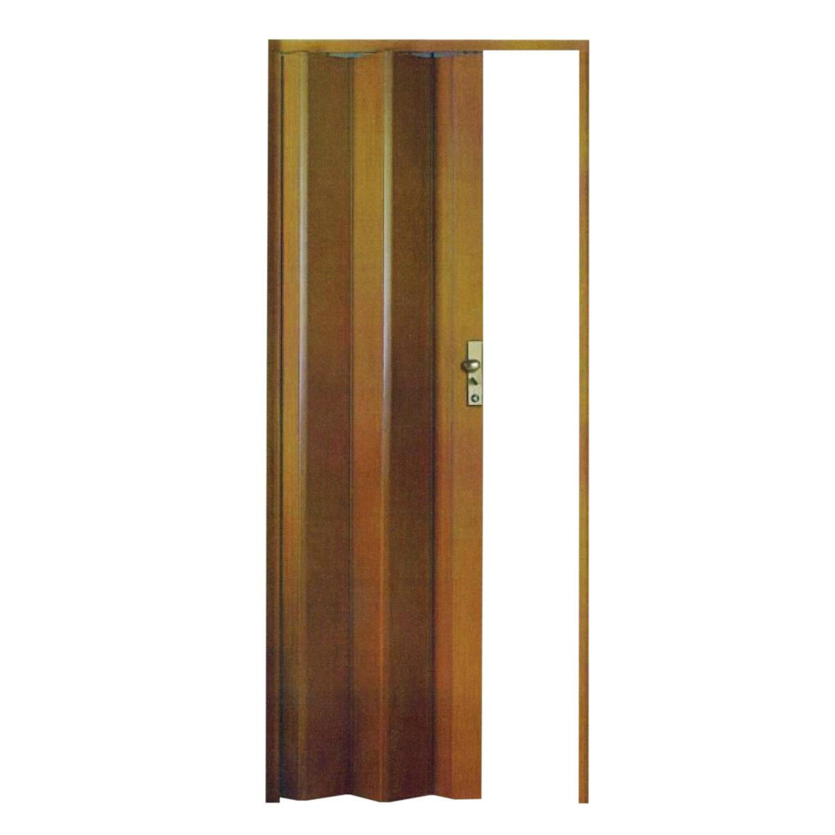 Porta soffietto legno acero norderney 81 x prezzo e for Porta pieghevole a libro leroy merlin