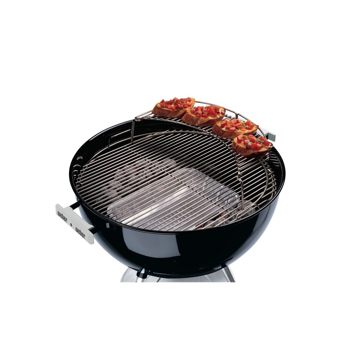 weber griglia barbecue a carbone 47 cm prezzo e offerte sottocosto. Black Bedroom Furniture Sets. Home Design Ideas
