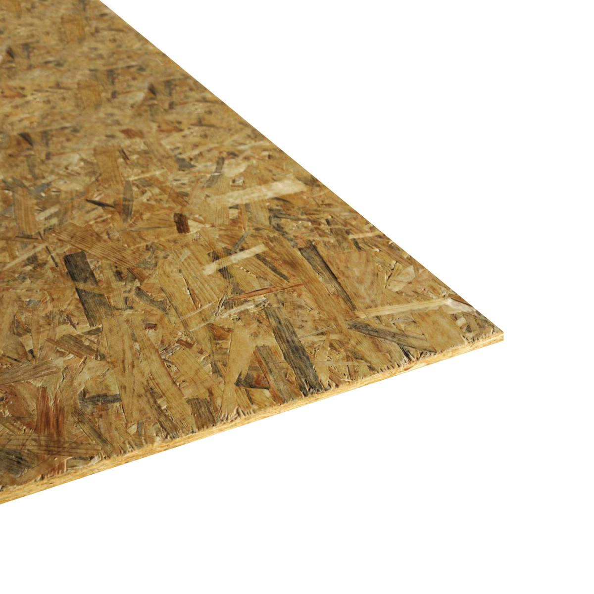 Pannello legno osb 3 fenolico mm 9 prezzo e offerte for Pannelli antirumore leroy merlin
